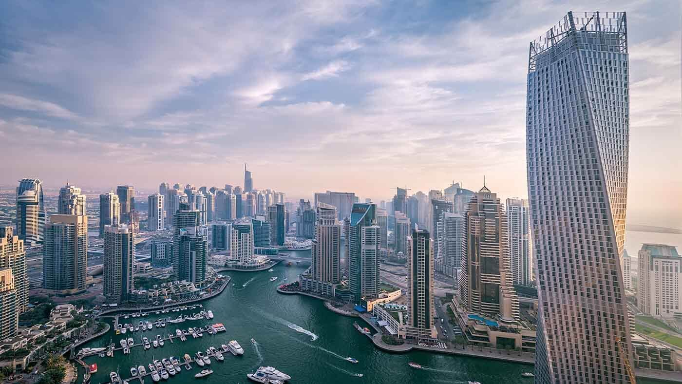Related Related posts Dubai and Abu Dhabi. The Realms of