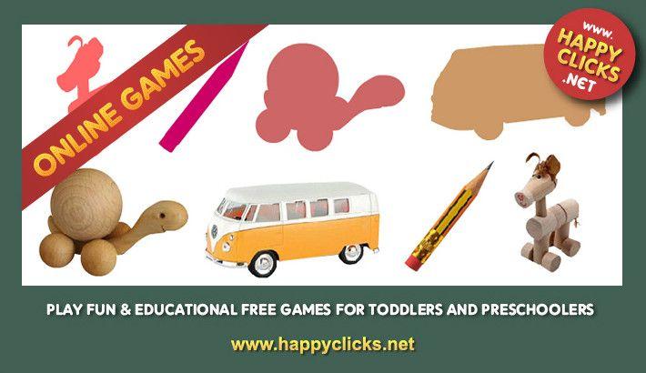 Preschool Games For Kids Preschool Kids Games Preschool Games Free Games For Toddlers