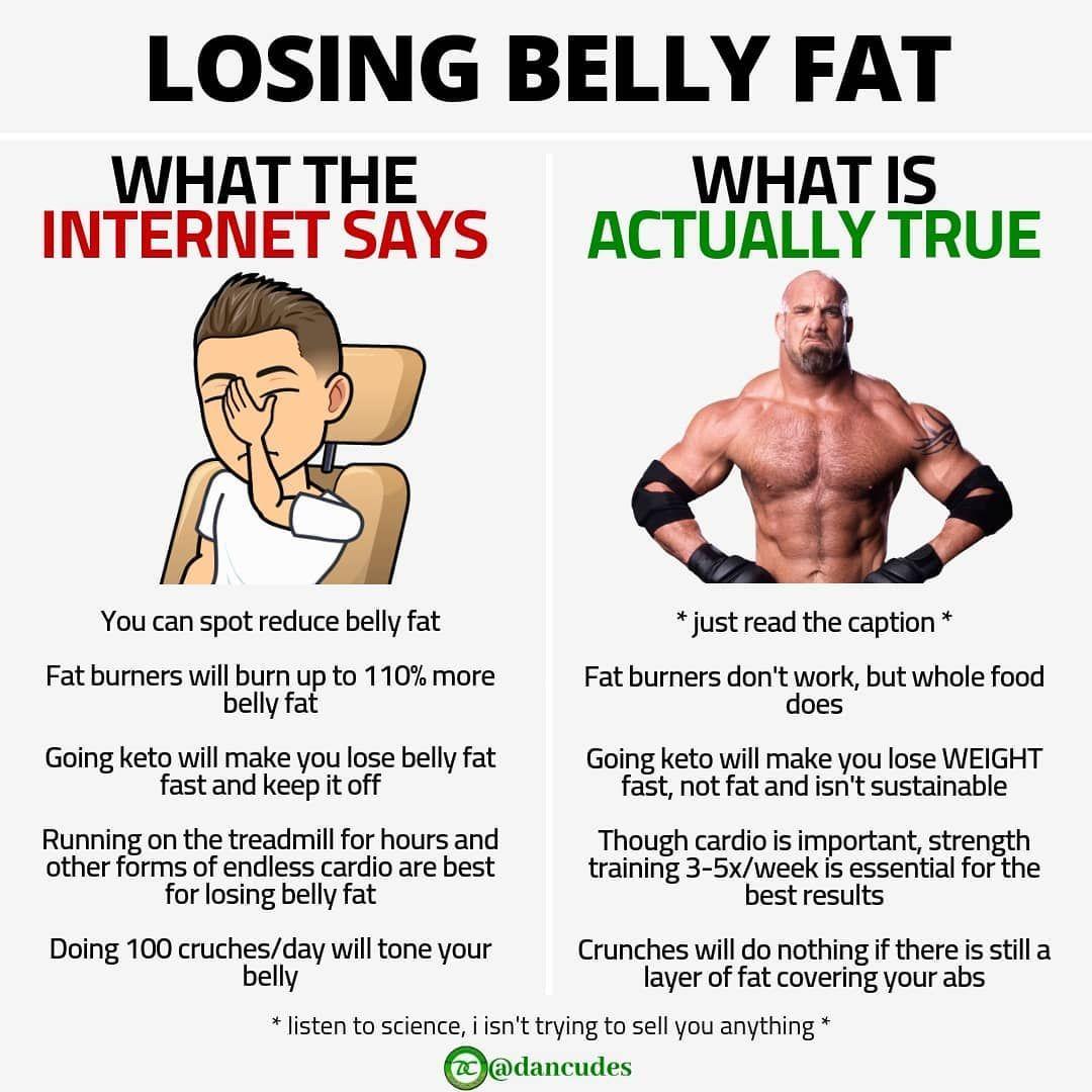 perdere la dieta di pancia ovomi