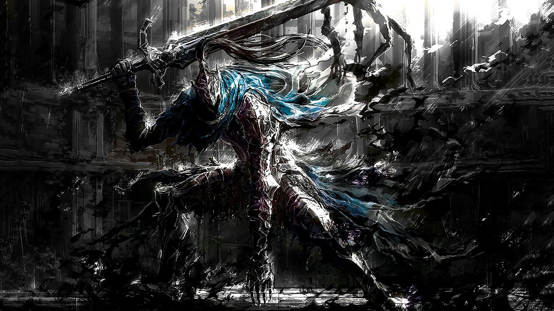 Wallpapers Para Tu Pc Pt1 Dark Souls Artorias Dark Souls Dark