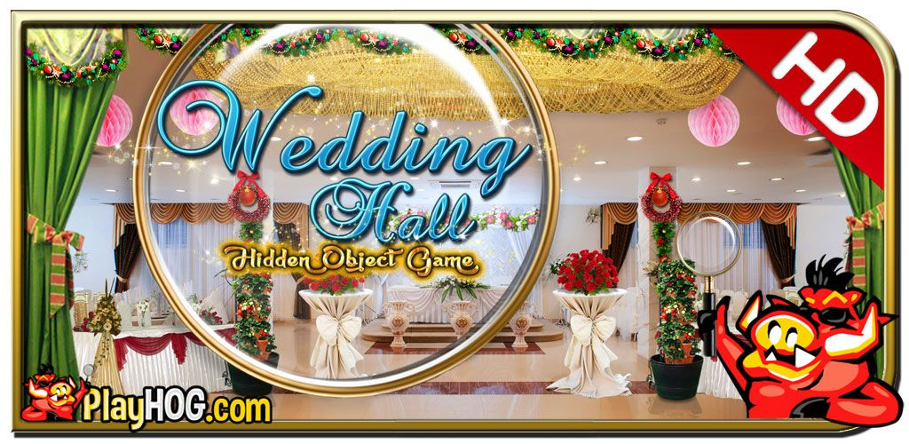 Wedding Hall - Find Hidden Object Game
