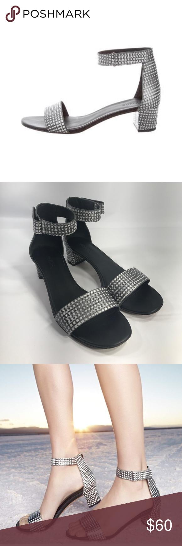 e4eafa63378 Vince. Rita Ankle Strap Sandal Excellent preowned condition