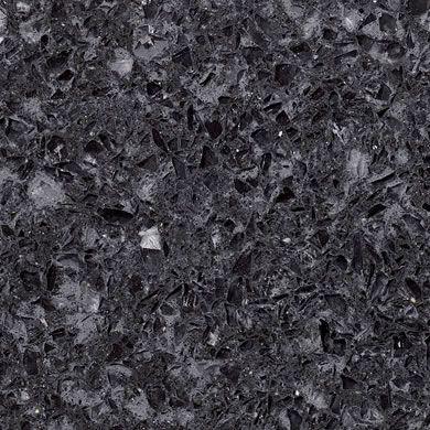 Silestone quartz colors silestone ebony pearl quartz for Silestone o granito
