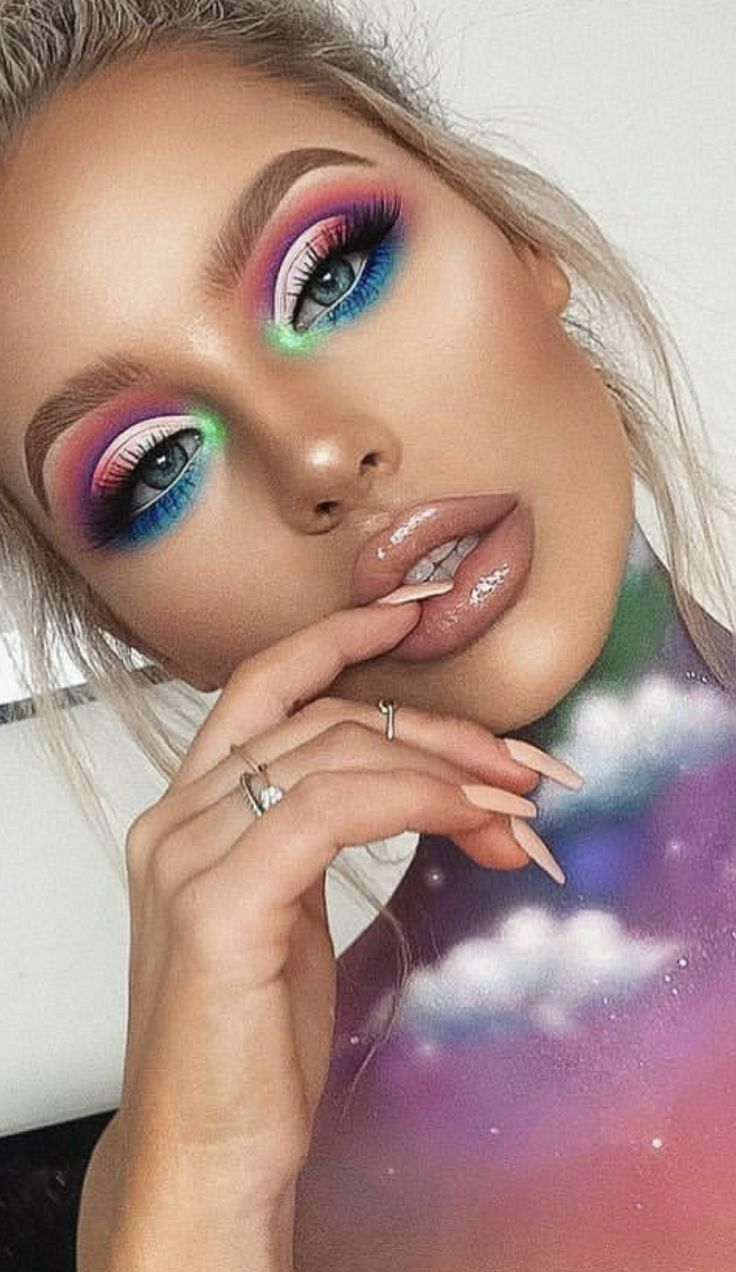 Pin by Melissa Kunaschk on Modeling Artistry makeup
