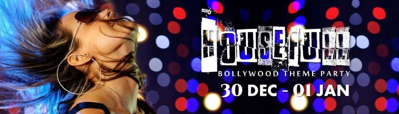 housefull new year party bollywood theme out with the old and in with the new every new year comes with a hope of a new beginning in a positive