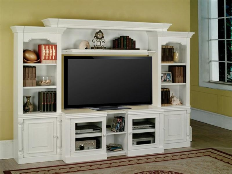 Alpine 43 60 Inch Tv 4 Piece Expendable Premier Wall Unit In