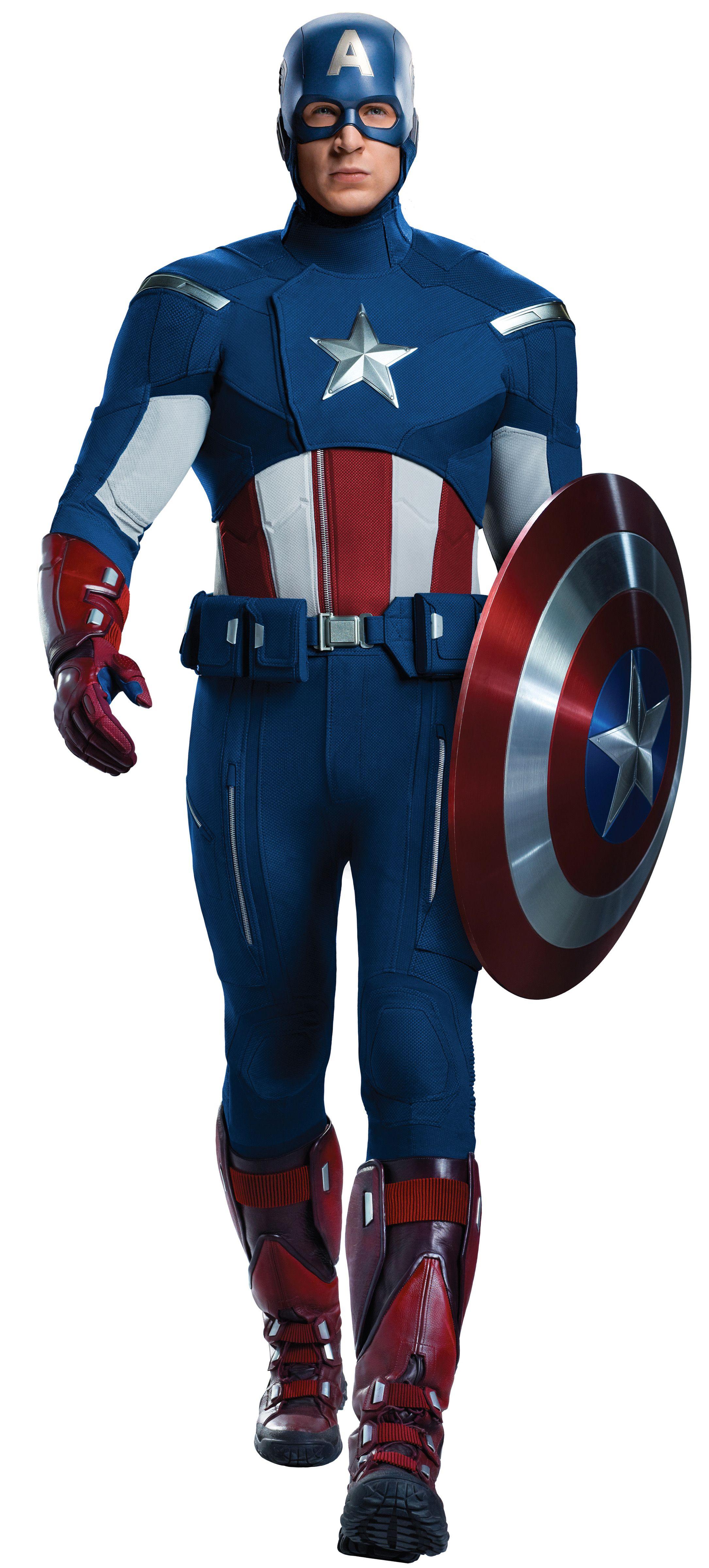 Captain America (Avengers)   MCU Minecraft Skin