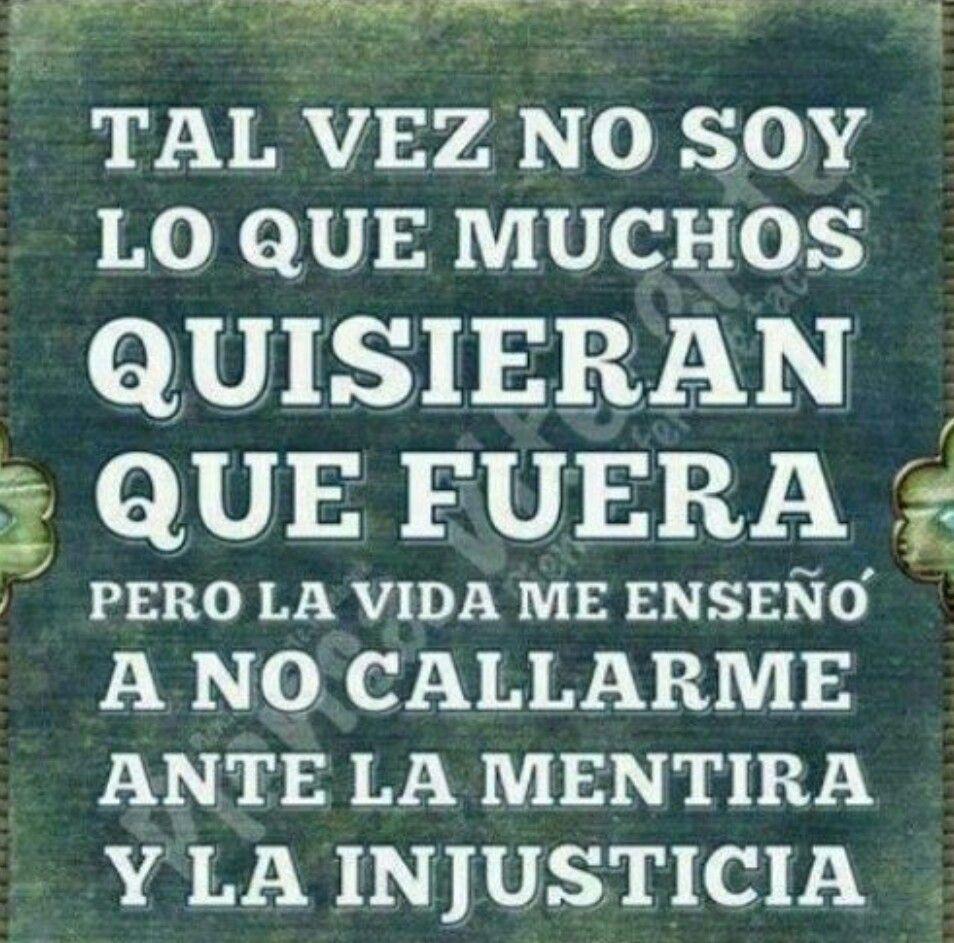 Soy Quien Quiero Ser Me Quotes Beautiful Words Spanish