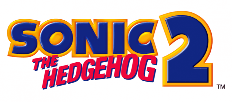 Sonic The Hedgehog 2 Sega Genesis Official Artwork Sonic