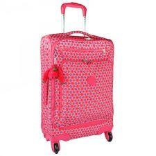 9814fbbb1 Mala de viagem Kipling estampada mt fofa!! | Kipling | Suitcase e ...