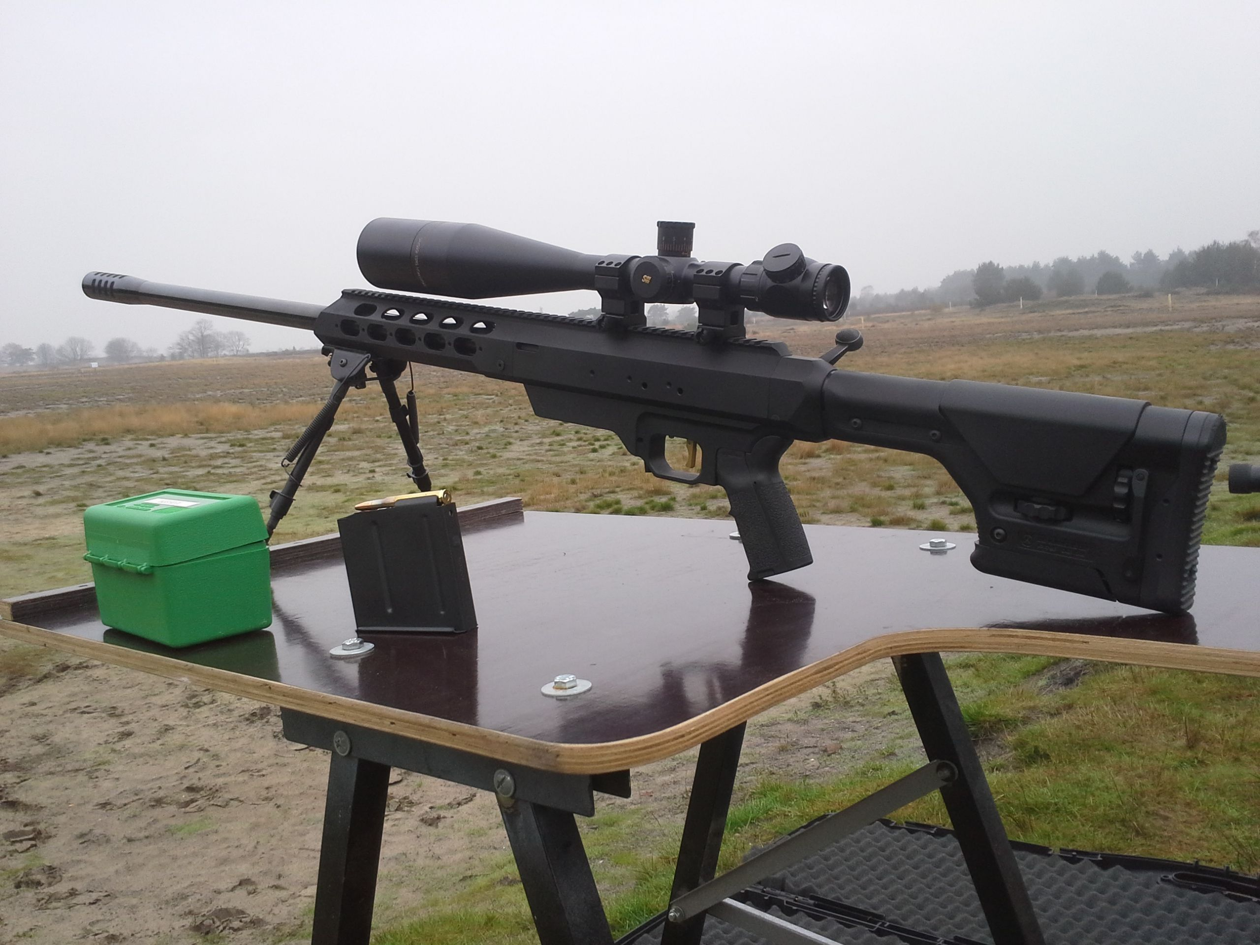 rifle build from belgium specs rem 700 la in 30 06 in a tac21