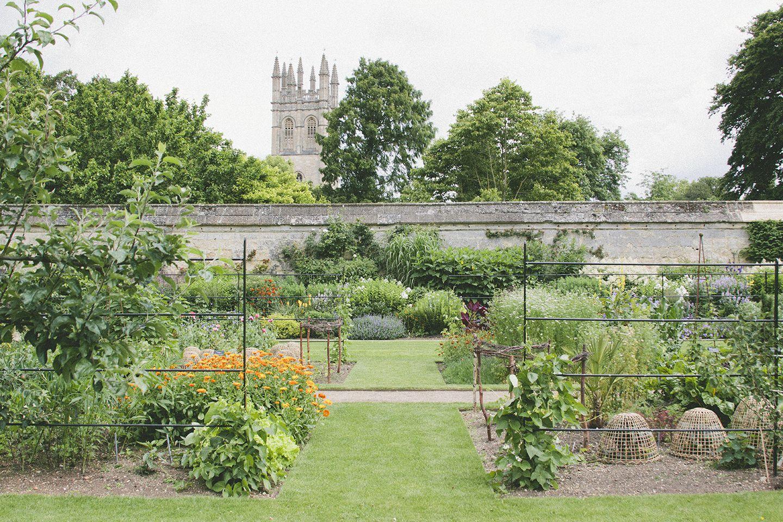 Print Club Visits The Oxford Botanic Gardens | Oxford ...
