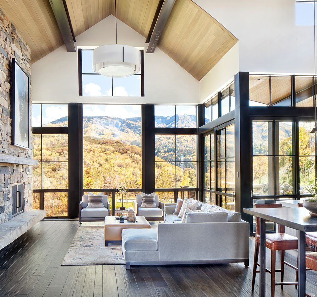 Boulder Ridge Vertical Arts Contemporary House Design Modern House Design Contemporary House