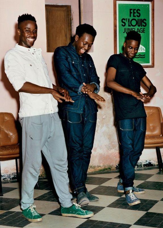 Studio Africa: Die erste gemeinsame Denim-Kollektion von den Labels Diesel und Edun
