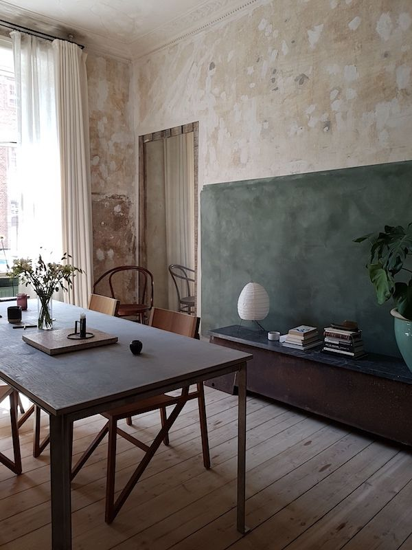 Vosgesparis A Raw And Minimalistic Apartment