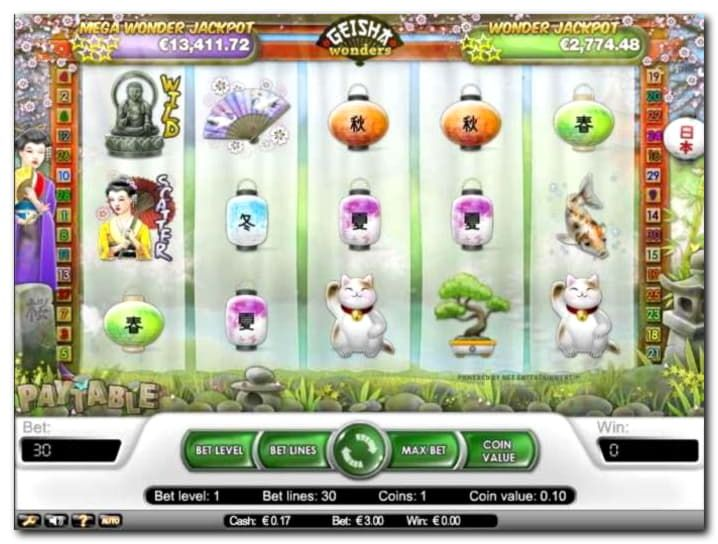 Online casino with real slots