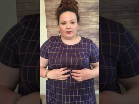 947fc9cf94 10 Easy Lularoe Carly Styling Tricks  Plus Size Approved - YouTube ...