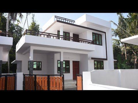 New small villa in Aluva Ernakulam near Airport 1200 sq ft in 4 cents plot