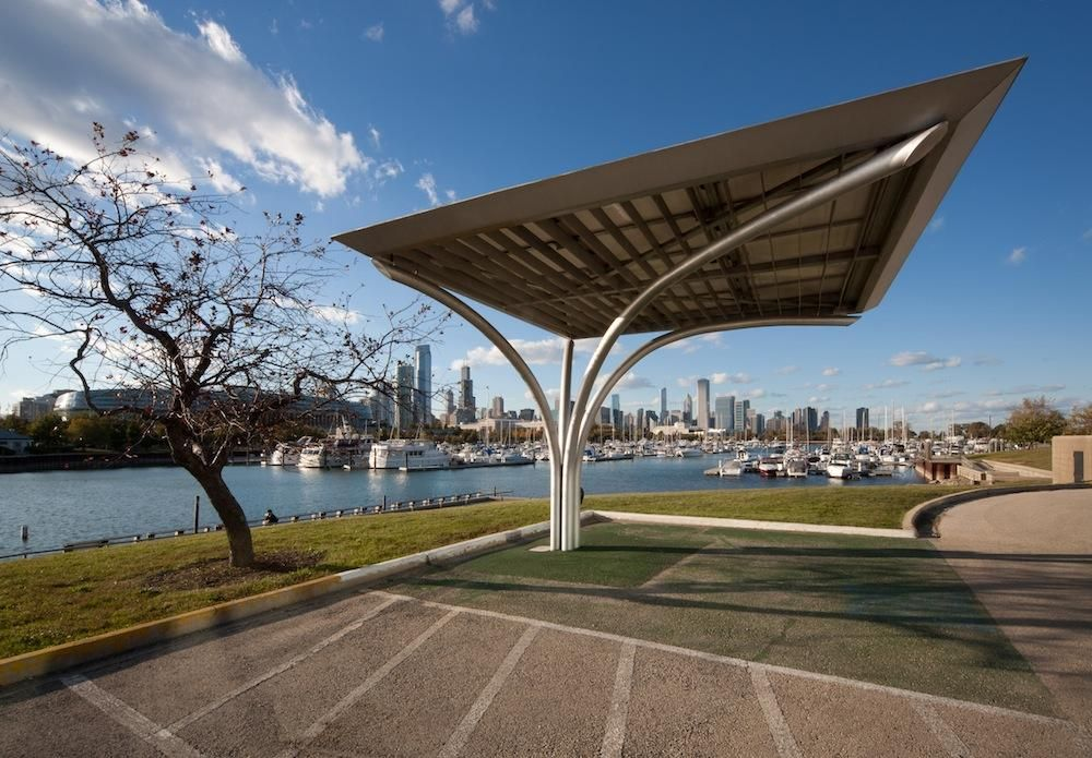 Architectural entry awning google search walkway for Steel shade structure design