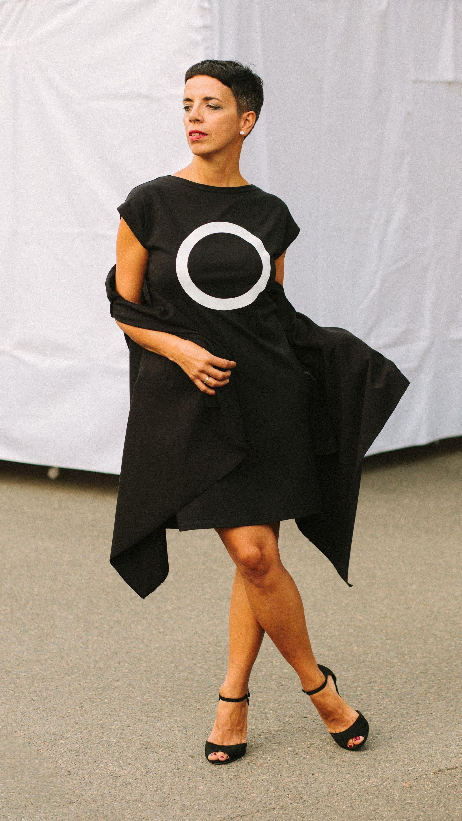 FNDLK+úpletové+šaty+200+RsL+Extravagantní+jednoduché+úpletové+šaty+s ... f66adfb2647