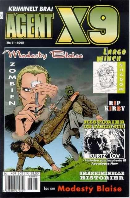 Agent X9 (1998) 5