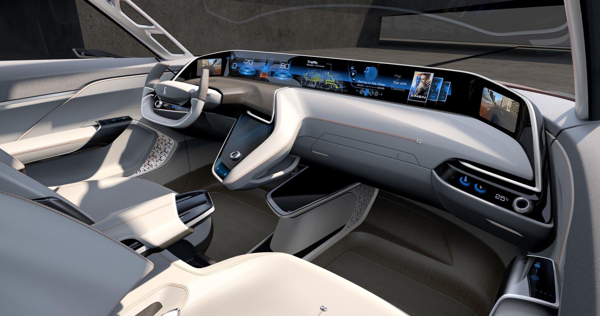 Pin By Cheney Che On Oleksiy Tsapliy Lead Interior Designer Futuristic Cars Interior Car Interior Design Sketch Car Interior Sketch