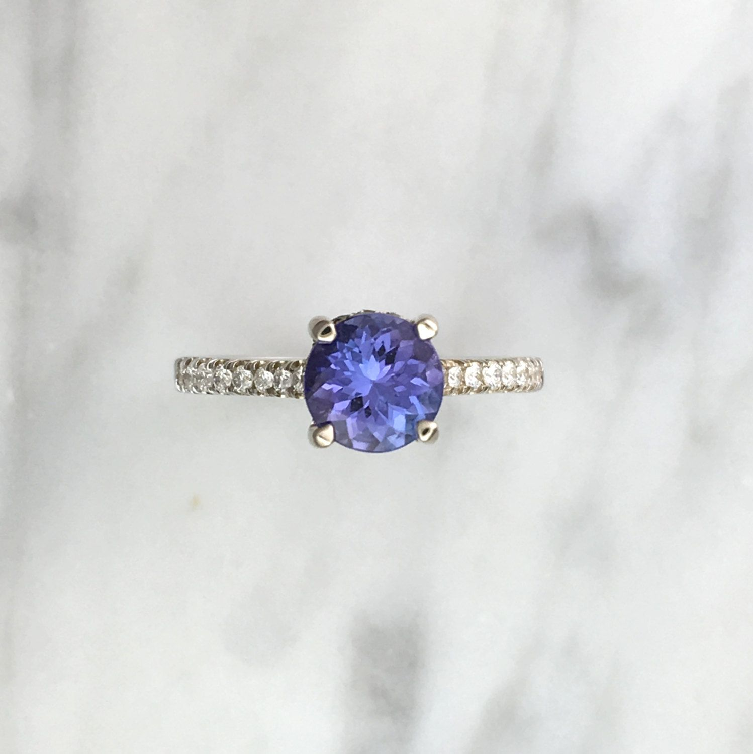 simulated topaz mothers set engagement product blue jewelry laurie rings home ring with pave gold december birthstone