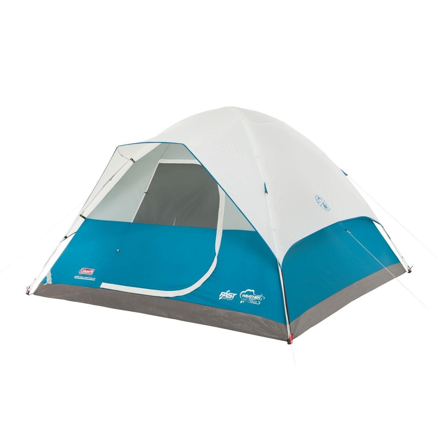 Coleman Longs Peak 6 Person Fast Pitch Dome Tent  sc 1 st  Pinterest & Coleman Longs Peak 6 Person Fast Pitch Dome Tent | tents for all ...