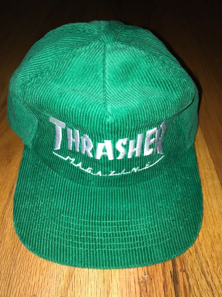 ea935f67004a8 Thrasher Magazine Corduroy Snapback Hat  fashion  clothing  shoes   accessories  mensaccessories  hats (ebay link)