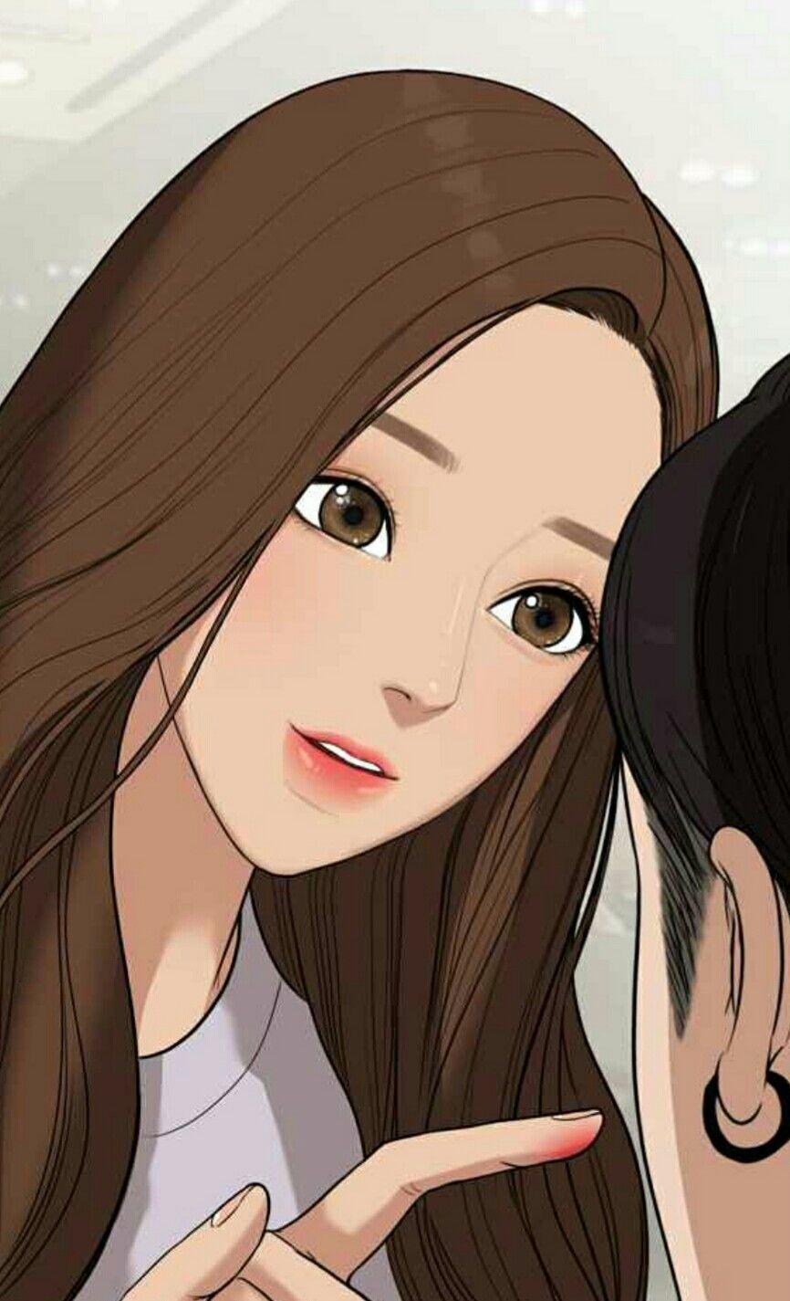 Jukyung Lim from WEBTOON True Beauty/The Secret of Angel by