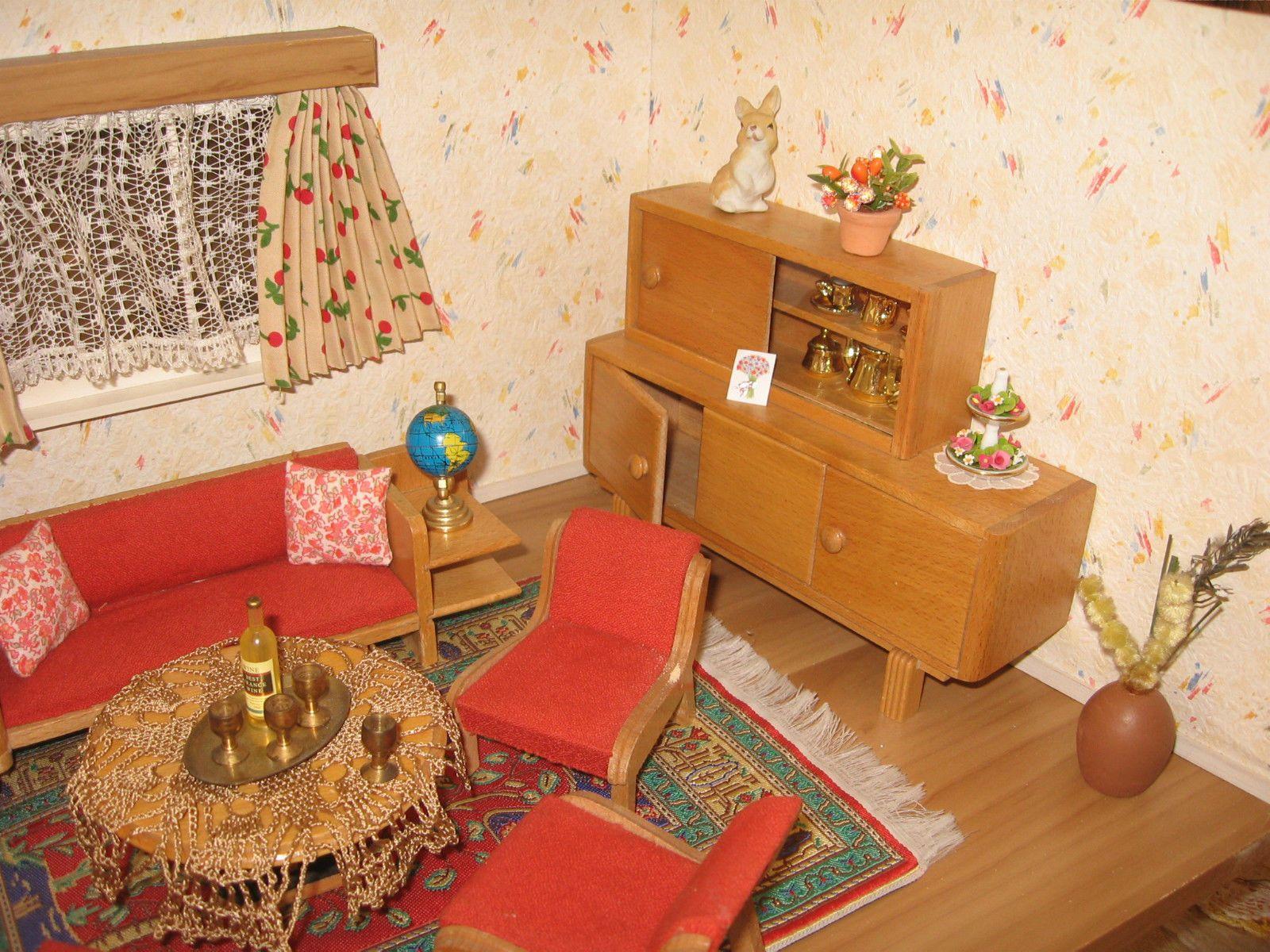 Wohnzimmermöbel Ebay ~ Details zu rülke wohnzimmermöbel zubehör puppenhaus puppenstube