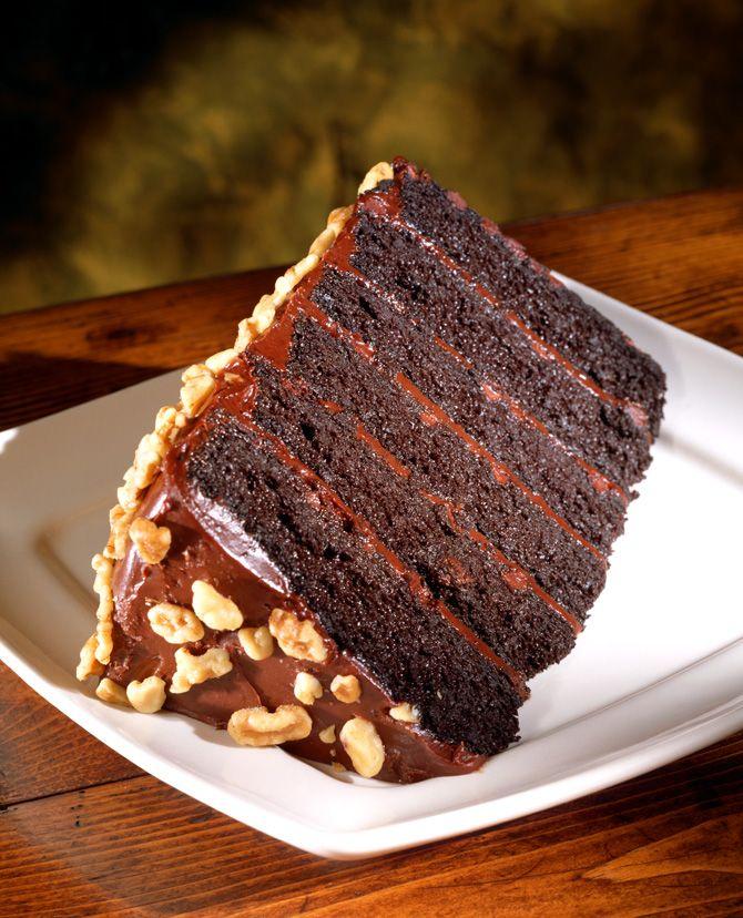 Claim Jumper Chocolate Cake Ingredients
