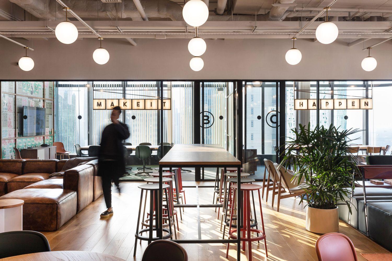 Galería de Torre WeWork / NCDA - 4 | Torre, Galerías y Restaurante
