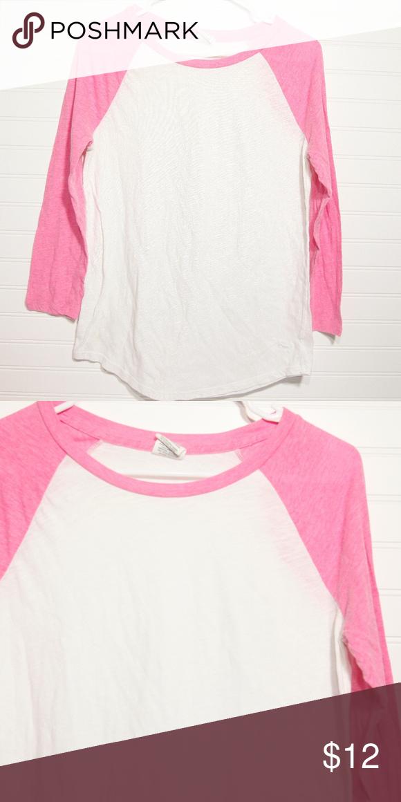 d3a3655ac009d PINK Victoria's Secret Women's Shirt Preloved PINK Victoria's Secret ...