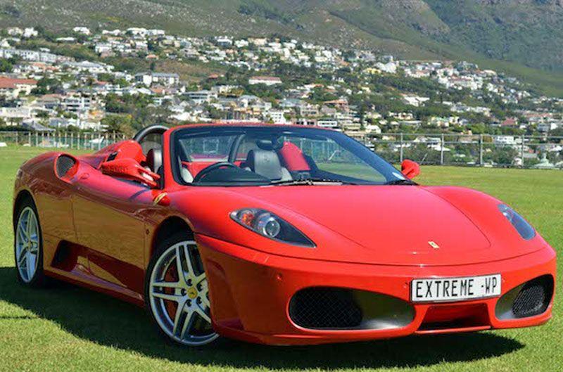 Limousine Extreme Ferrari Hire Services Luxury car