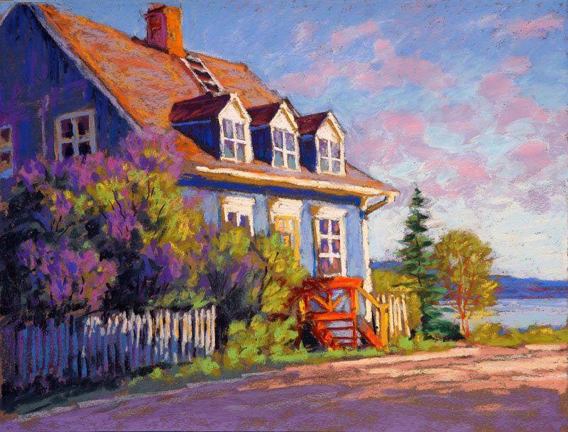 Juan Cristobal Artiste Peintre Peinture Maison Peintre Peinture
