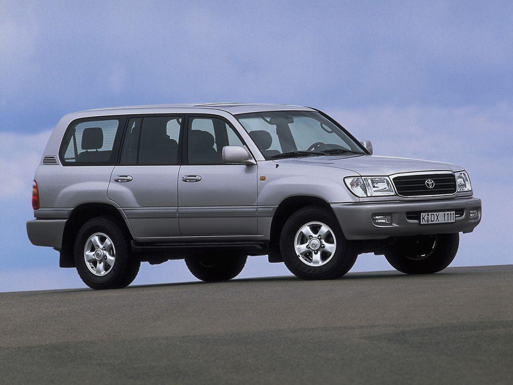 Kelebihan Toyota Land Cruiser 1998 Perbandingan Harga