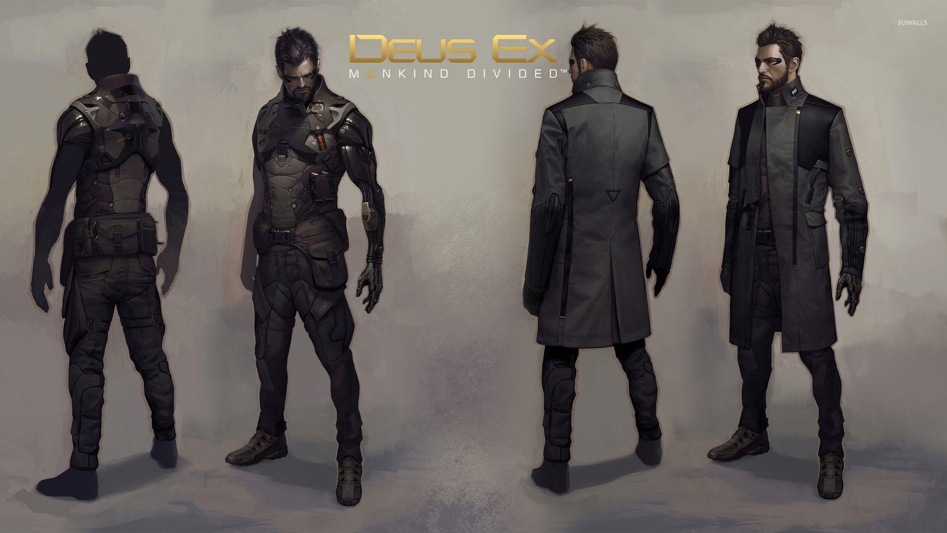 Adam Jensen Deus Ex Mankind Divided Wallpaper Deus Ex Mankind Divided Deus Ex Deus Ex Human