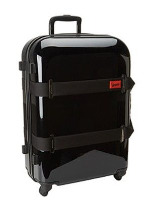 d18e7ecd6ee0 Crumpler Vis-A-Vis Trunk 68CM 4 Wheeled Luggage Review - Travel Bag Quest -  You wouldn t guess that this sleek and expensive looking spinner suitcase  can ...