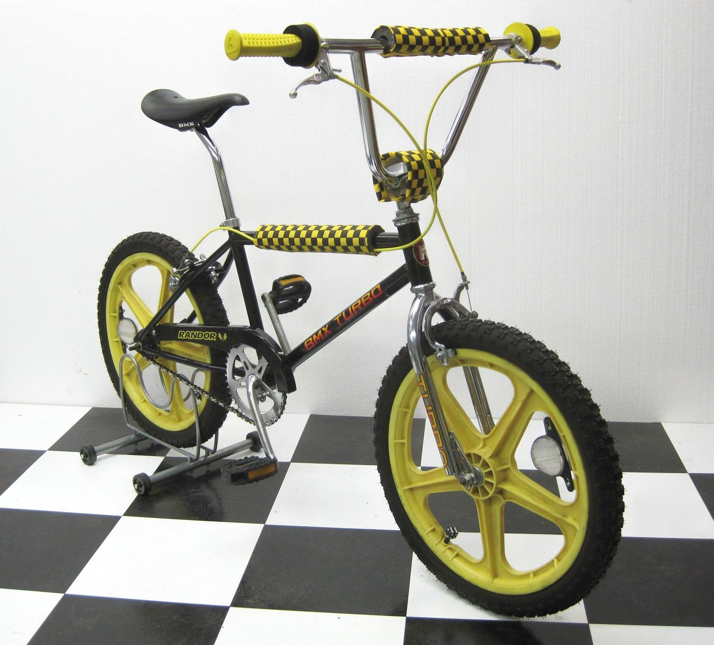 1984 Randor Turbo BMX | Raleigh Ron\'s Latest Finds! | Pinterest