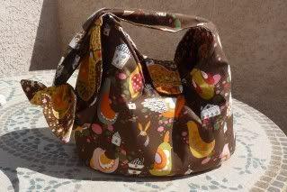Cutie patootie purse #handbag #purse #sewing #fashion