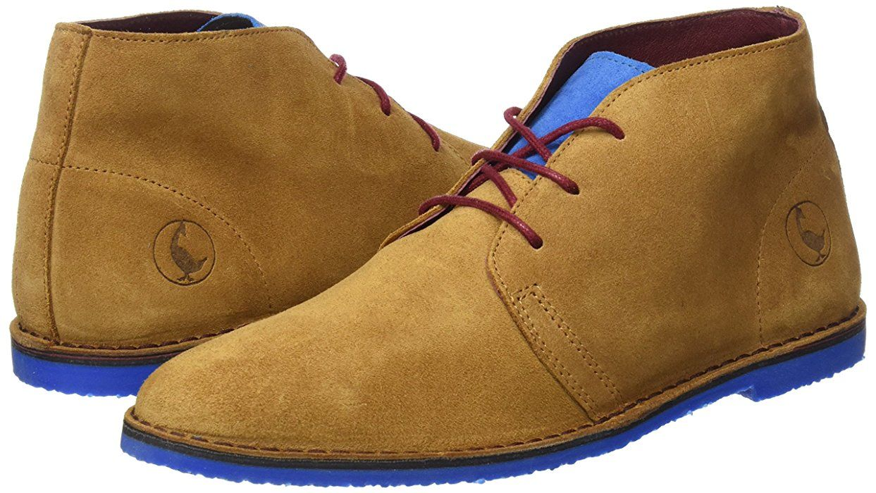 El Ganso Zapatos para hombre, color marrón, talla 41