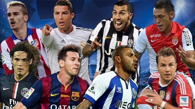 Champions League: fecha, hora y canal de los cuartos de final. April ...