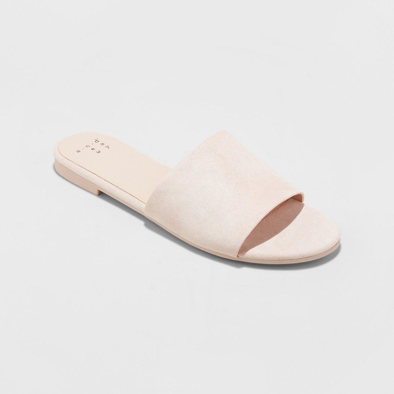86f6c707257 Women's Jozie Slide Sandal - A New Day™   Shoes I Designed   Slide ...