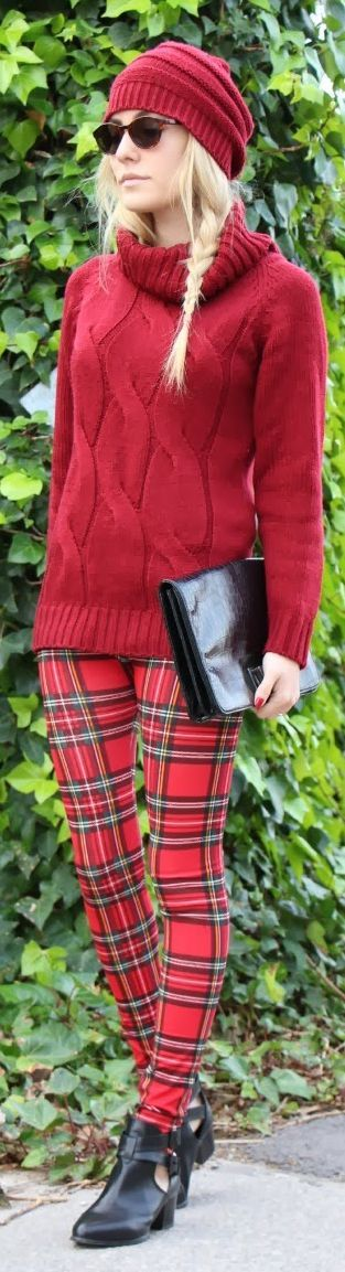 #Street #Style #Checkered #Flannel by Personal Style