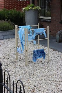 birth announcement boy old drying rack