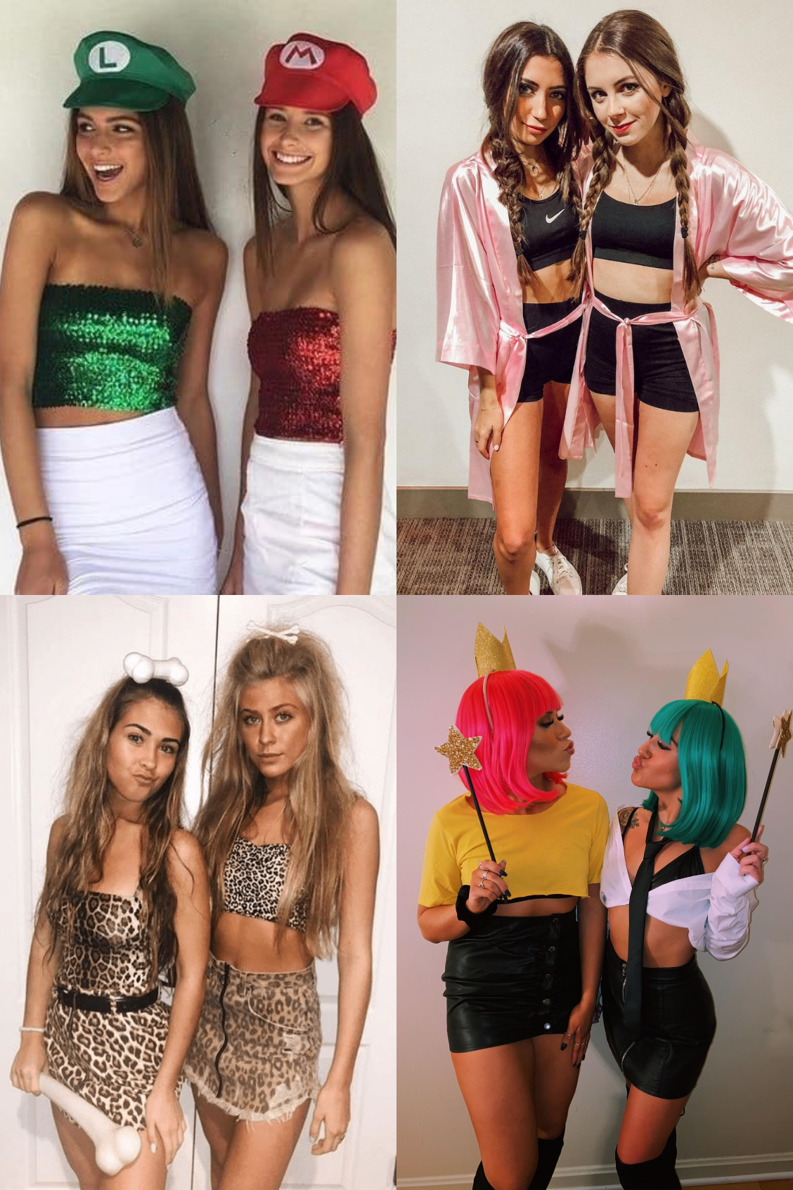 30 CUTE HALLOWEEN COSTUMES FOR BEST FRIENDS