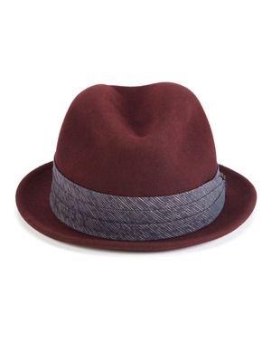 c67c3c93a11 Mr. Kim Lake Porkpie Hat