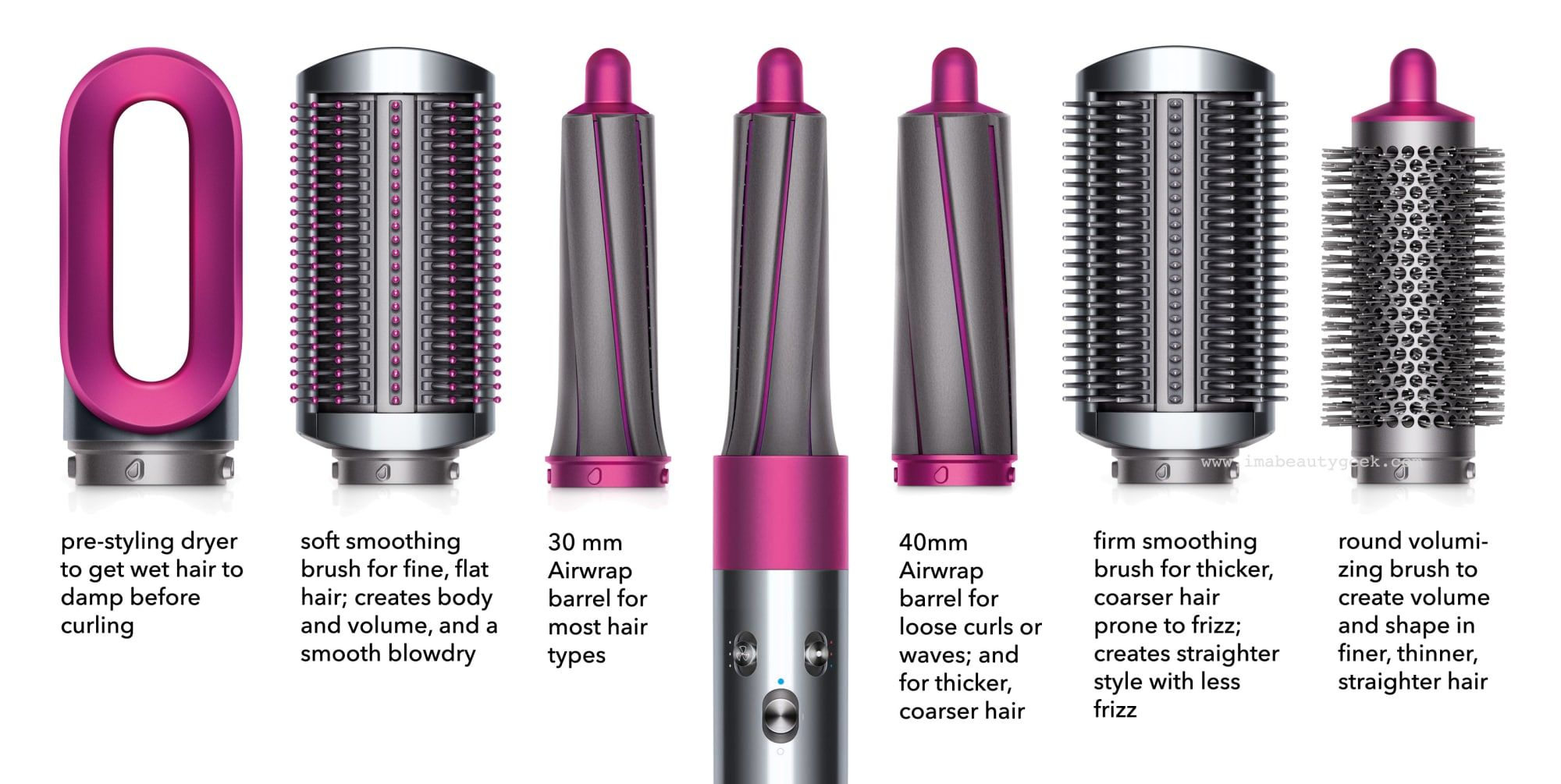 THE DYSON AIRWRAP MINDBLOWING Dyson hair dryer, Hair