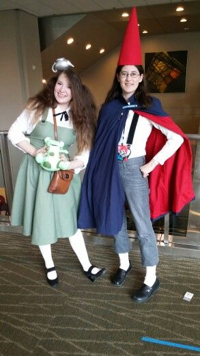 genderbent wirt and greg cosplay from over the garden wall 3 on over the garden wall id=94902